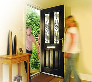 Composite Doors UPVC In Regents Park NW1 And Throughout North West London