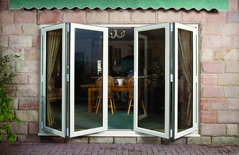 Taylorglaze UPVC Bifold Doors Gallery