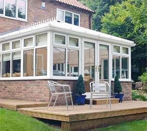 Need new double glazed windows? Upgrade your conservatory, windows & doors in and around London