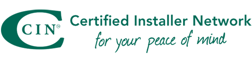 We are proud to be a member of the Certified Installer Network (CIN), representing over 100 door, window and conservatory installation companies across the UK.