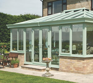 New Double Glazed Conservatory Colours in London, Essex, Hertfordshire & Kent
