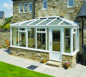 New conservatory installations guaranteed for 10 years with back-up guarantee for homes in & around London