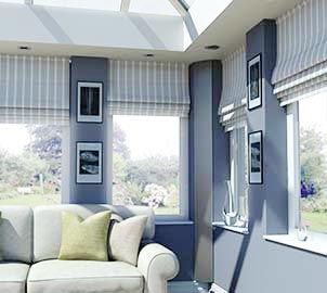 Create extra living space and boost natural light inside your home with TaylorGlaze conservatories.