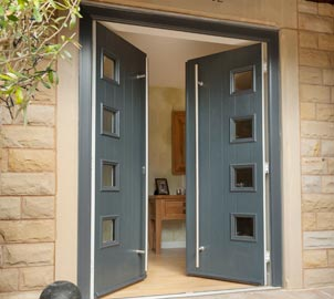 Maximum security, robust, resilient design, and stylish appearance make owning our composite doors an obvious choice.