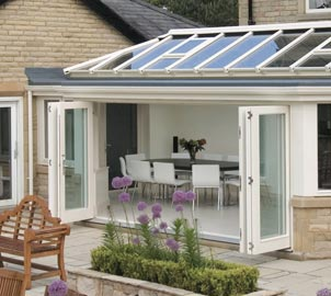 New Double Glazed Orangery Colours in London, Essex, Hertfordshire & Kent