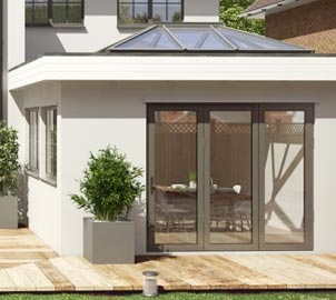 The appearance of your Orangery can be altered to perfectly compliment that of your home.