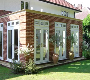 Orangery 10 Year Insurance Backed Guarantee for Homes in London, Essex, Hertfordshire & Kent