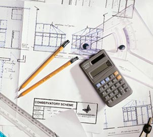 We can handle your local Council for new orangery planning permission in & around London