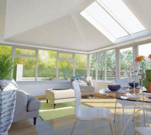 Need a New Replacement Roof? Try our Solid & Glazed Roof Replacement Systems in & around London