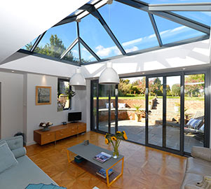 Some of the key considerations for a roof lantern are that it must offer high performance.
