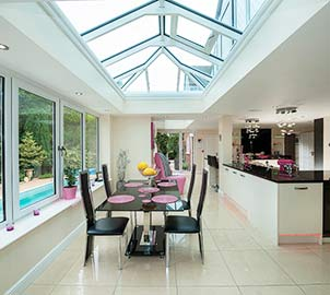 Roof Lantern Skylights for Homes in London, Essex, Hertfordshire & Kent