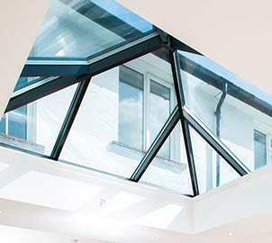 Tailored rooflights designed to enhance your property in or around London