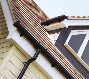 Match your roofline products to the style of your home & garden in and around London