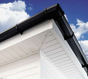 UPVC fascias, soffits, guttering and quality colour matched accessories Image 1