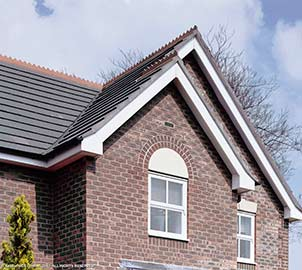 UPVC fascias, soffits, guttering and quality colour matched accessories Image 2