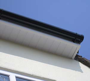 UPVC fascias, soffits, guttering and quality colour matched accessories Image 3