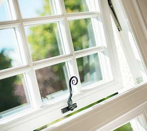 Residence9 Upvc Flush Sash Window System ideal for Period Homes