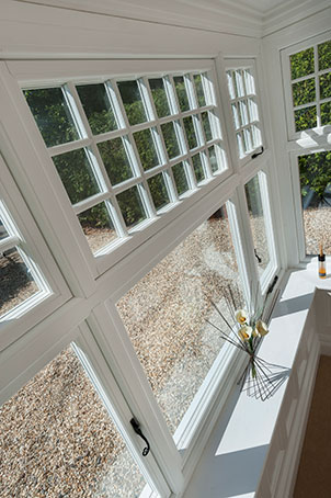 We will tailor your Residence9 window system to suit the look and style of your home and garden.