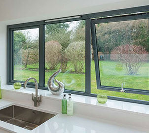 Cutting-edge Aluminium technology is ideal for a period home renovation anywhere throughout North West London.