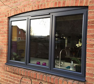 Aluminium Window 10 Year Guarantee Camden Town & across North West London