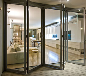 Aluminium Bi Fold Doors Gants Hill & throughout Ilford Essex