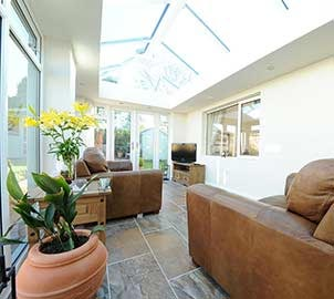 Conservatory Glazing Designs in Bishops Stortford and Chelmsford Essex
