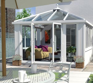 Conservatory 10 Year Guarantee Upminster & across Romford Essex