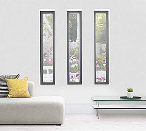 Our double glazed aluminium windows are popular among homeowners in Cranham looking for a more affordable solution to a sleek and modern double glazed window choice.