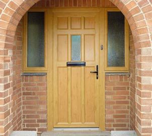 Residential Front & Rear Door 10 Year Guarantee Hadley Wood & across Hertfordshire