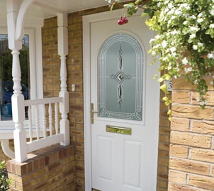 Taylorglaze composite doors never need painting and won't fade, rot, chip or crack.
