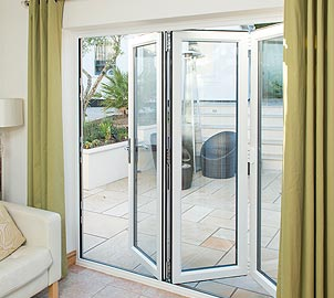 Upvc Bi Fold Doors Hadley Wood & throughout Hertfordshire