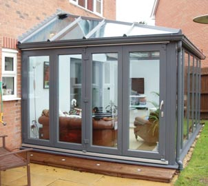 New Conservatory in Becontree by TG Home Renovations