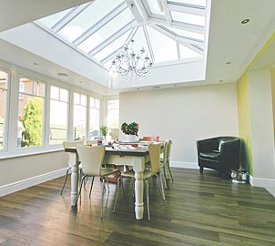 Orangery Glazing Designs in Hadleigh and Southend Essex