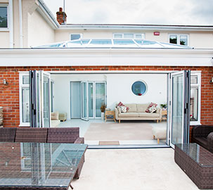 Orangery Design & Build in Hadleigh & throughout Southend Essex