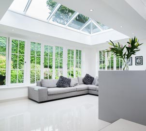 Choose a TaylorGlaze House Orangery for your home in Hadleigh
