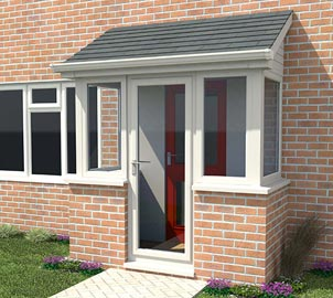 Porch 10 Year Guarantee Westcombe Park & across South East London