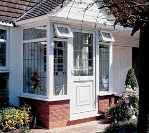 Choose a TaylorGlaze Porch for your home in Westcombe Park