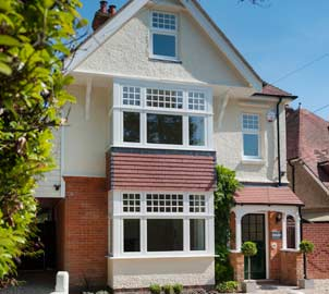 Sash Windows in Falconwood for Properties in South East London