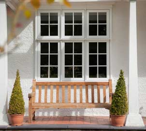Sash Windows available in Upvc & Timber for Homes anywhere in Falconwood or throughout South East London