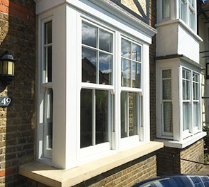 Sash Window Design & Installation in Falconwood & throughout South East London
