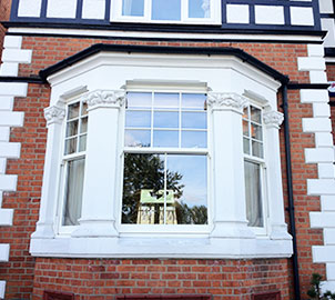 Timber Sash Windows available in Victoria Park & throughout East London