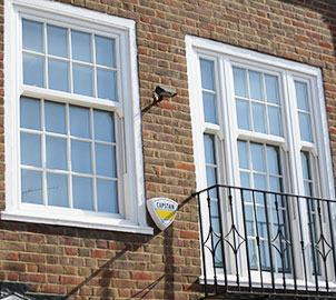 Upvc Sash Window Design for Properties in Victoria Park & across East London