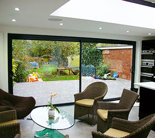 Upvc & Aluminium Sliding Door Installations for Homes in Leigh-on-Sea or throughout Southend Essex