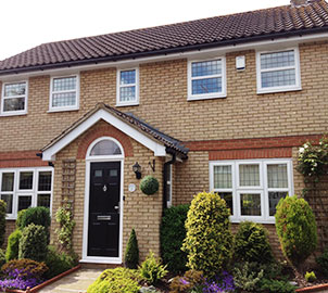 Double glazed Upvc window solutions to homes in Chadwell Heath and throughout Romford Essex.
