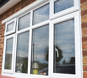 Upvc Window Installation in Chadwell Heath for Properties across Romford Essex